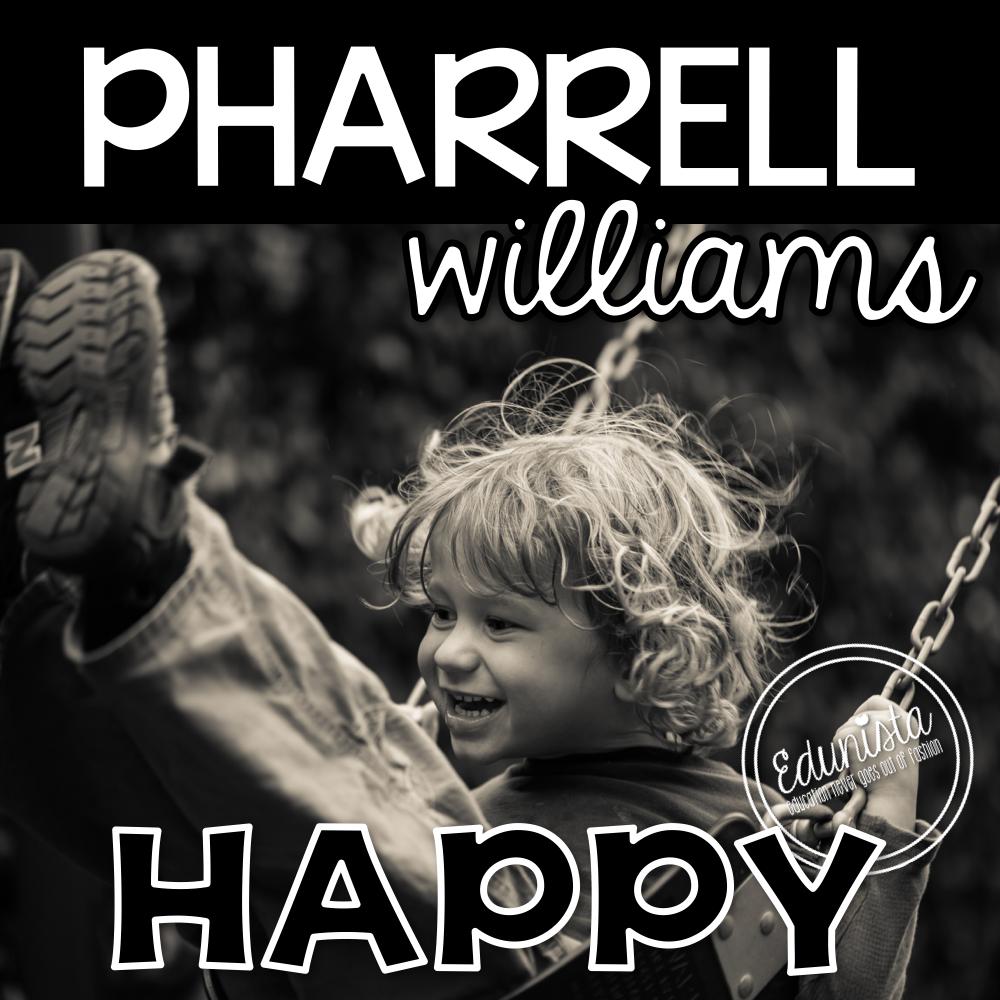 edunista blog happy pharrell williams