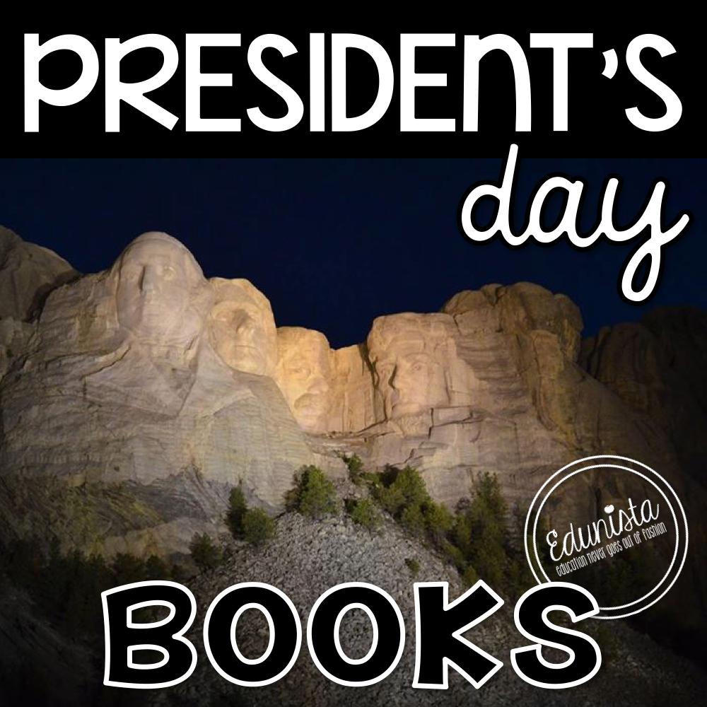 edunista blog presidents day books
