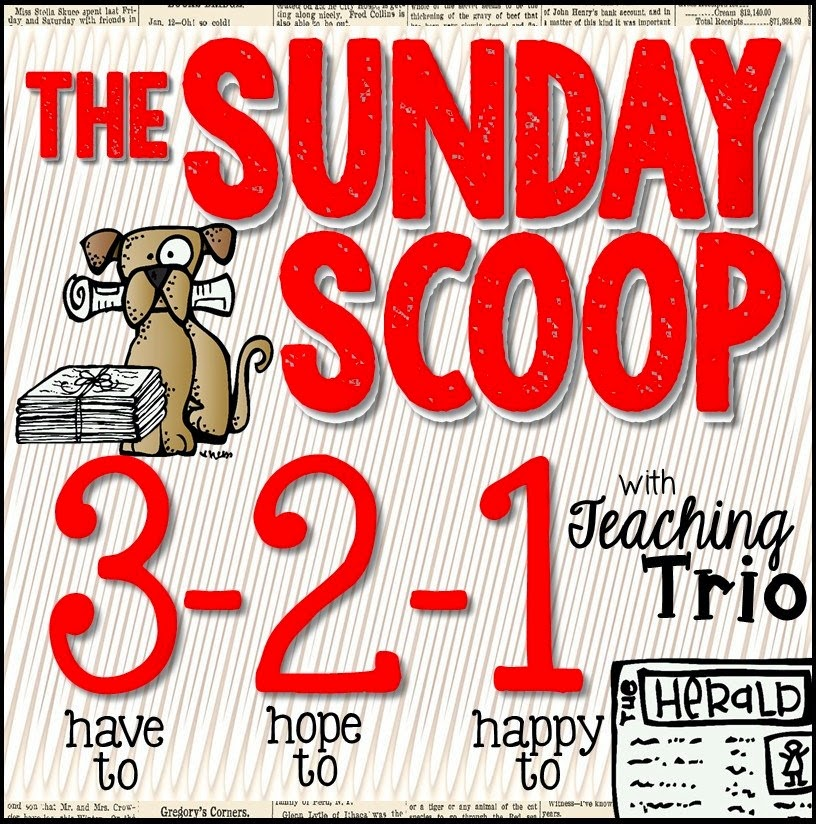 Sunday Scoop Button