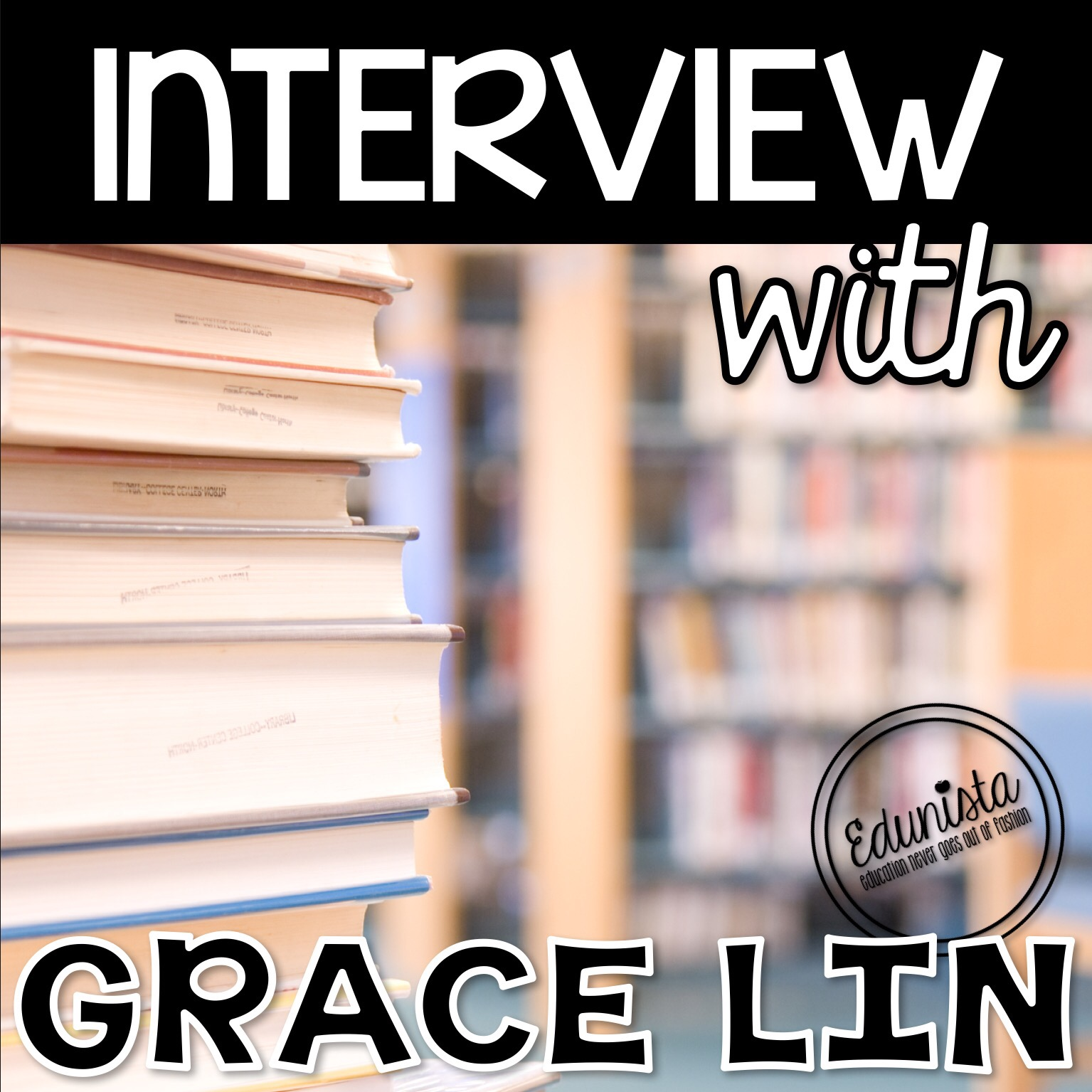 Check out this interview with children's book author and illustrator Grace Lin in which she describes growing up with cultural differences.