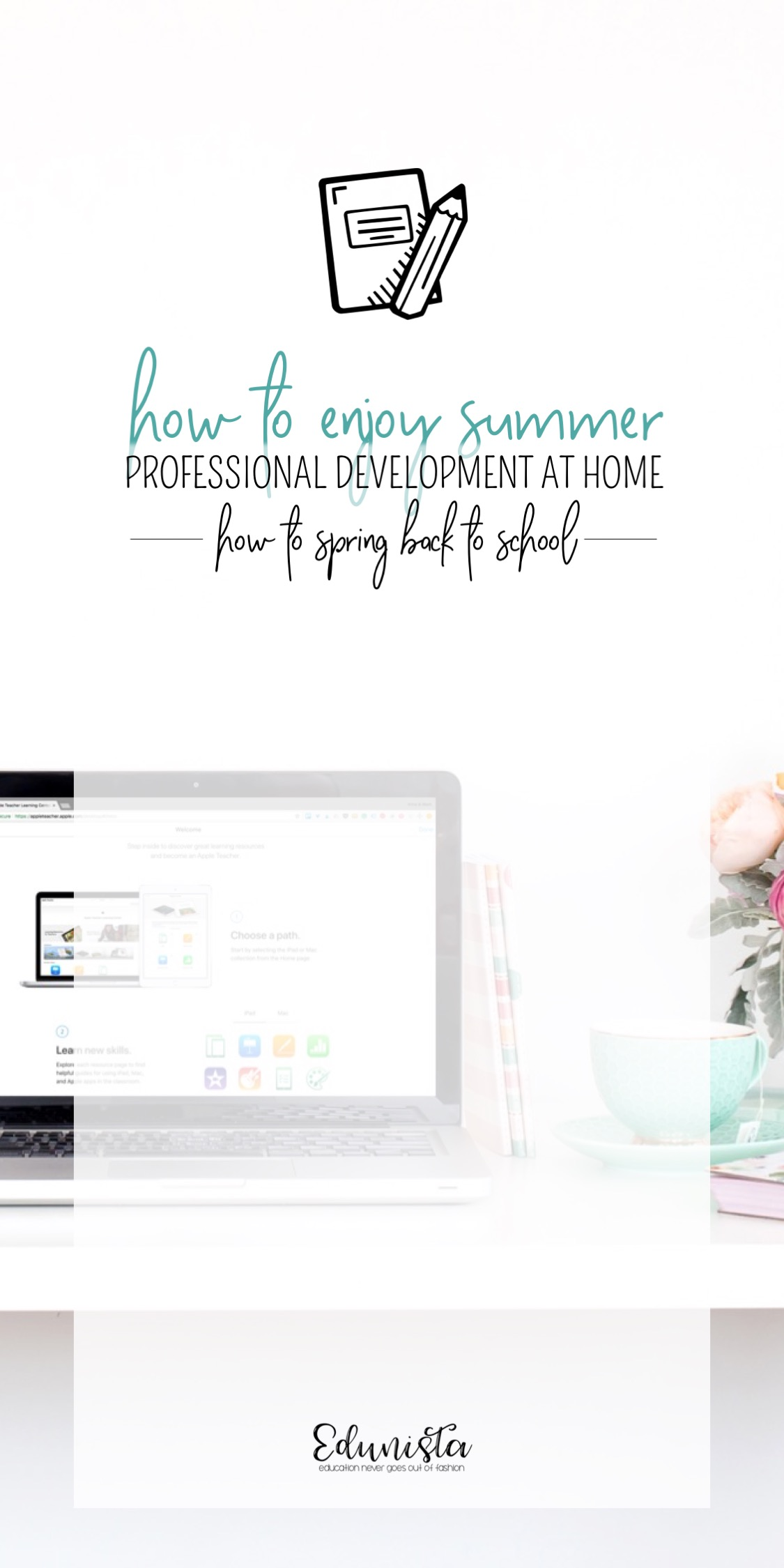 This post is filled with some of the best professional development teaching resources that are out there for teachers looking grow and develop their teaching skills this summer! Can't wait to dig in!