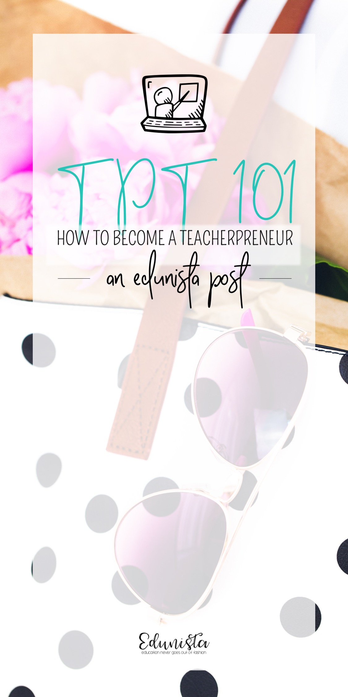 I've been wanting to start a teacher blog & TpT store forever but never knew how. This blog series is so amazing! It walks you through everything step by step from setting up a Teachers Pay Teachers account to marketing on Instagram and so much more! Definitely, a must read if you want to make money outside of the classroom!
