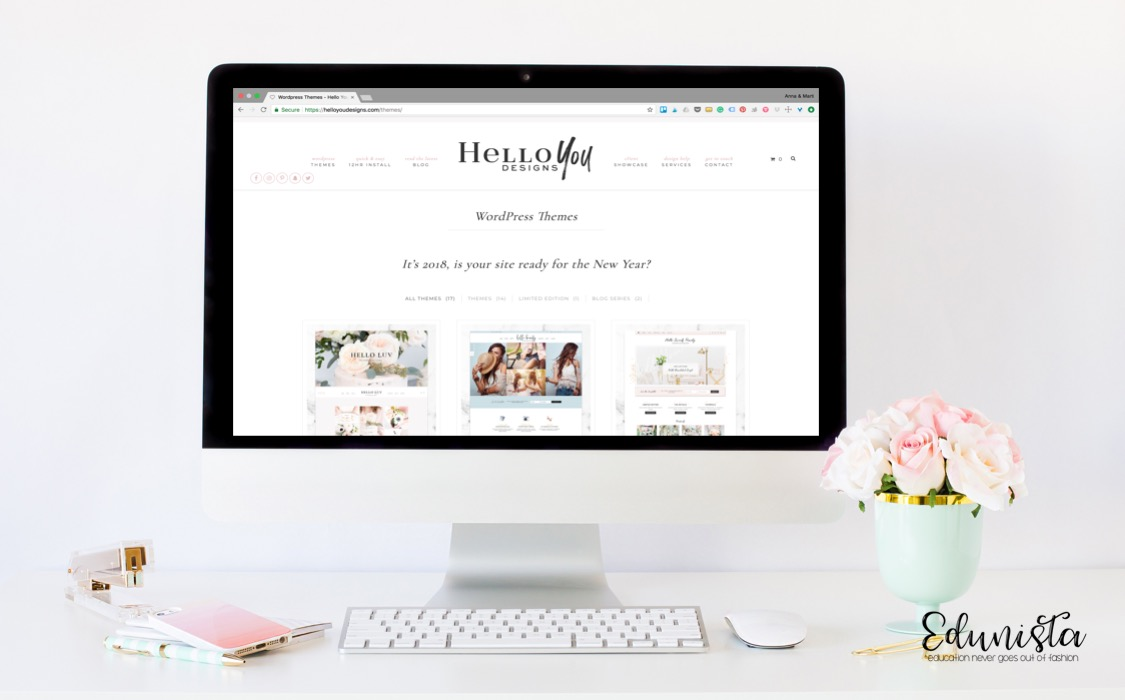 I've always wanted to start a teacher blog but never knew how. This tutorial dishes out all of the details in easy to follow steps! Definitely a must read!