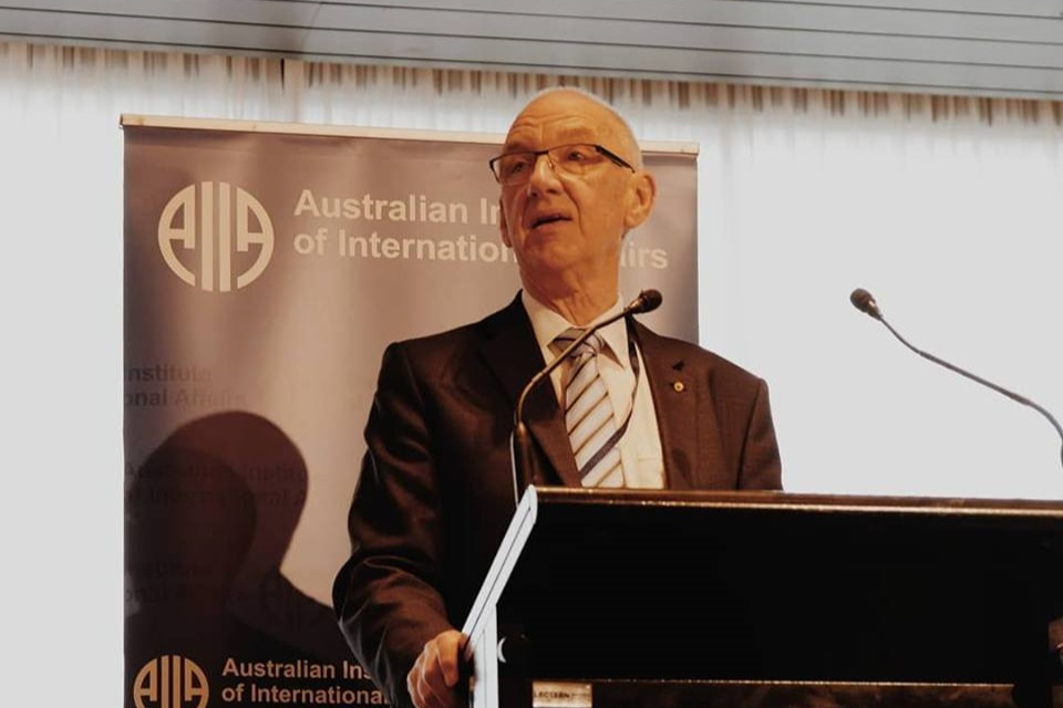 Our story - The Australian Institute of International Affairs (AIIA) is an independent, non-profit organisation seeking to promote interest in and understanding of international affairs in Australia.