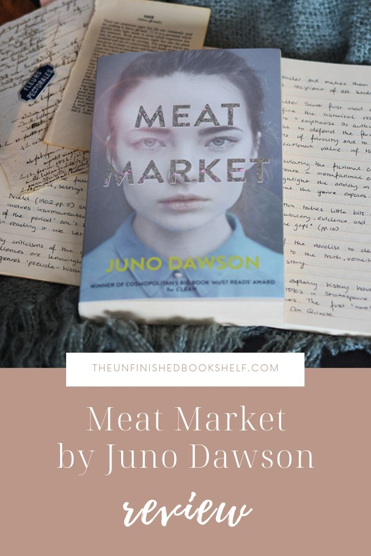 Meat Market by Juno Dawson book review