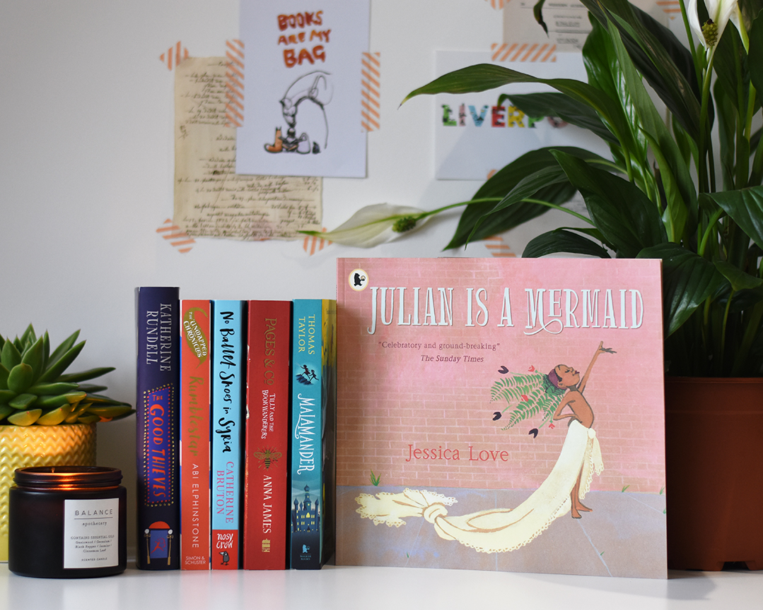 Books Are My Bag Children's Shortlist 2019