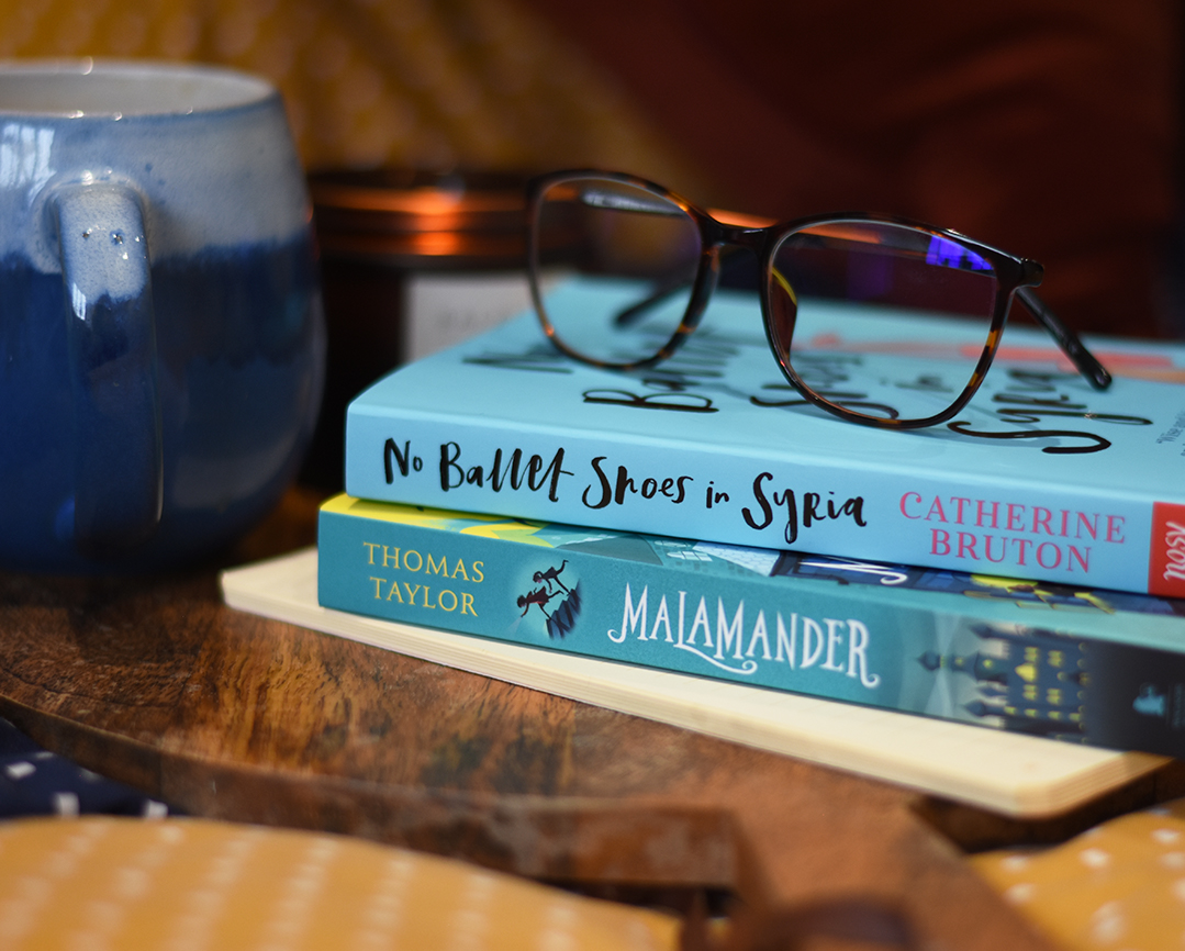 Books Are My Bag Readers Awards shortlist
