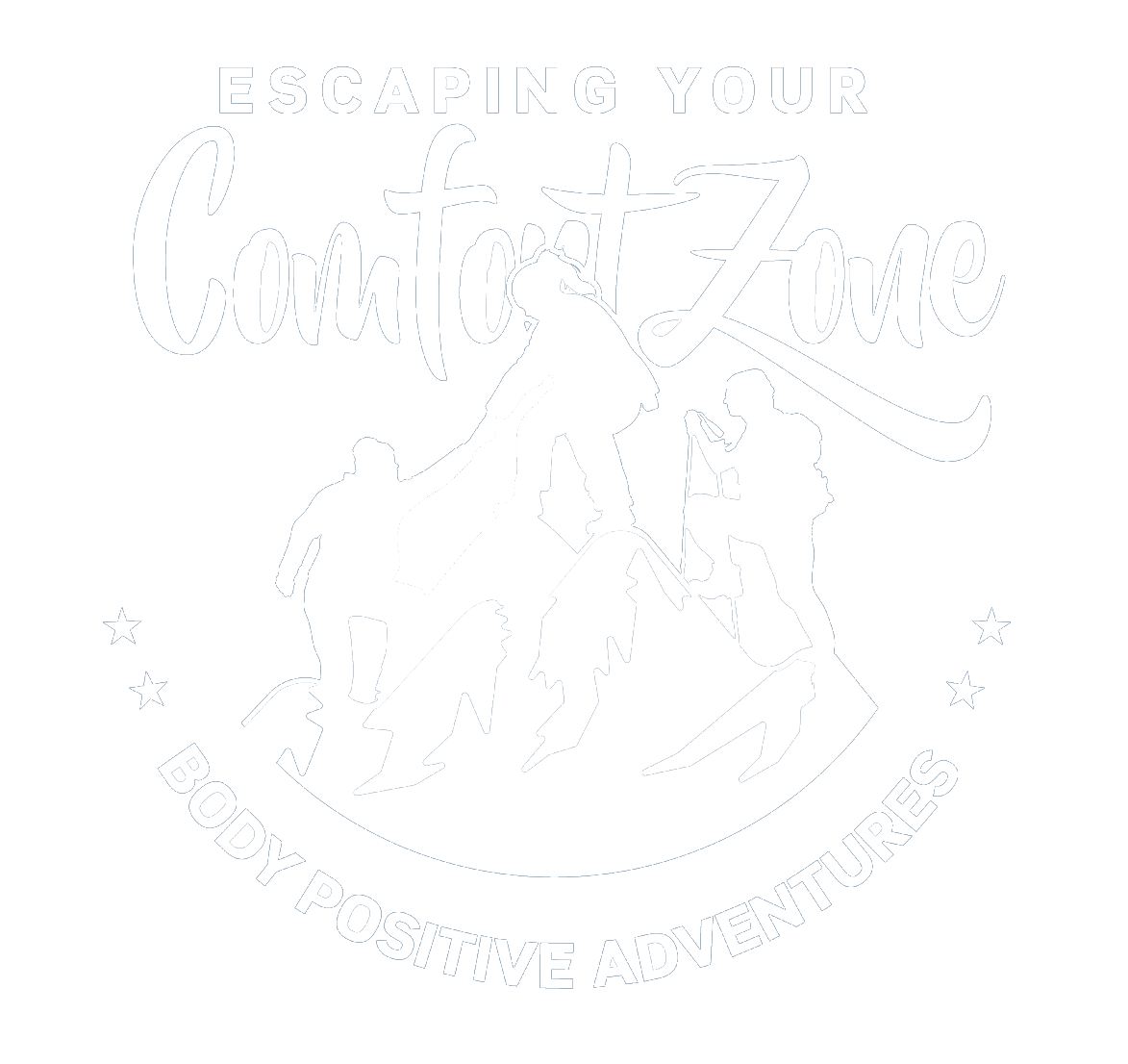 ESCAPING YOUR COMFORT ZONE - LOGO DESIGN-1 WHITE.png