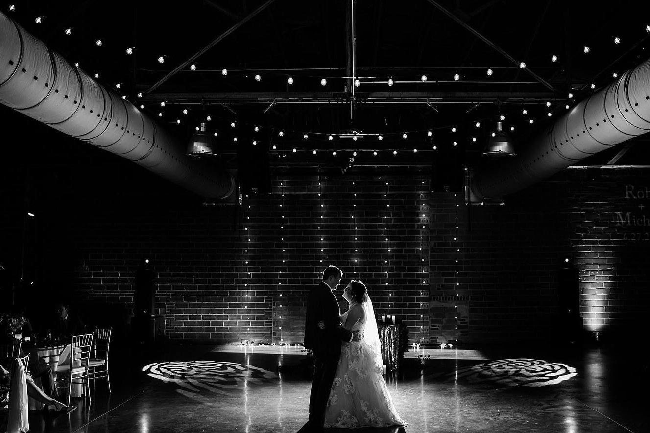 I love this venue! Our brides always walk away with the best experience. We continue to recommend brides to The Exchange!   - Christy A., Paper Baristas