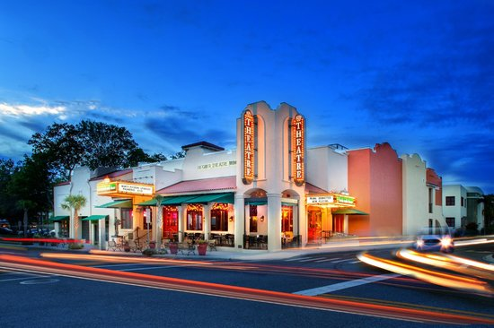 Florida Studio Theatre - Burns Square Historic Vacation Rentals