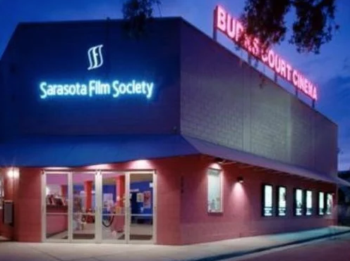 Burns Court Cinema - Burns Square Historic Vacation Rentals