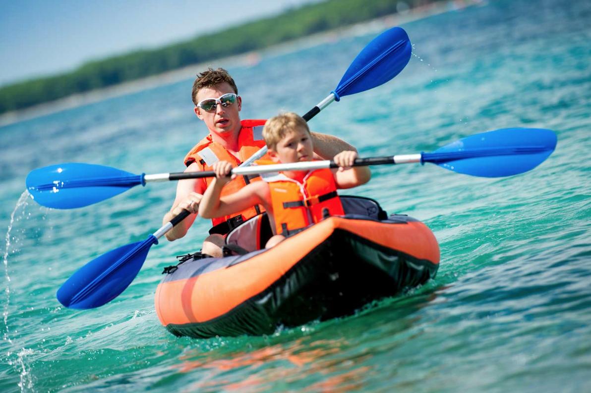 Bayfront Excursions - Burns Square Historic Vacation Rentals