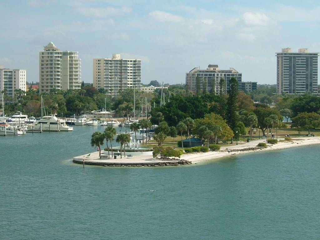 Bayfront Park - Burns Square Historic Vacation Rentals