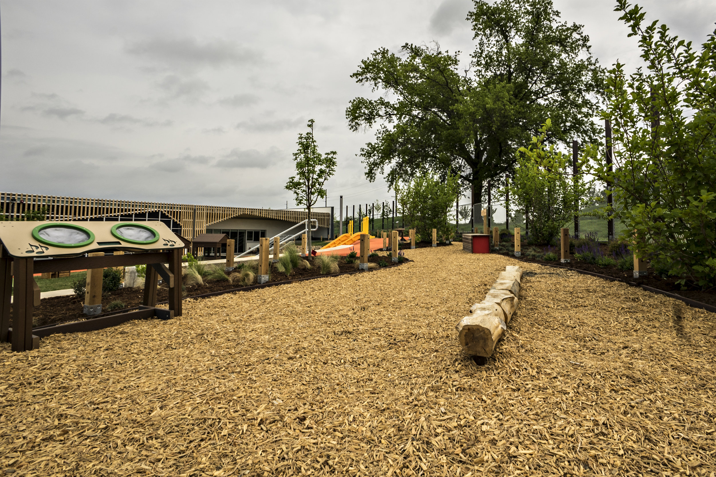 Pre-K Playscape