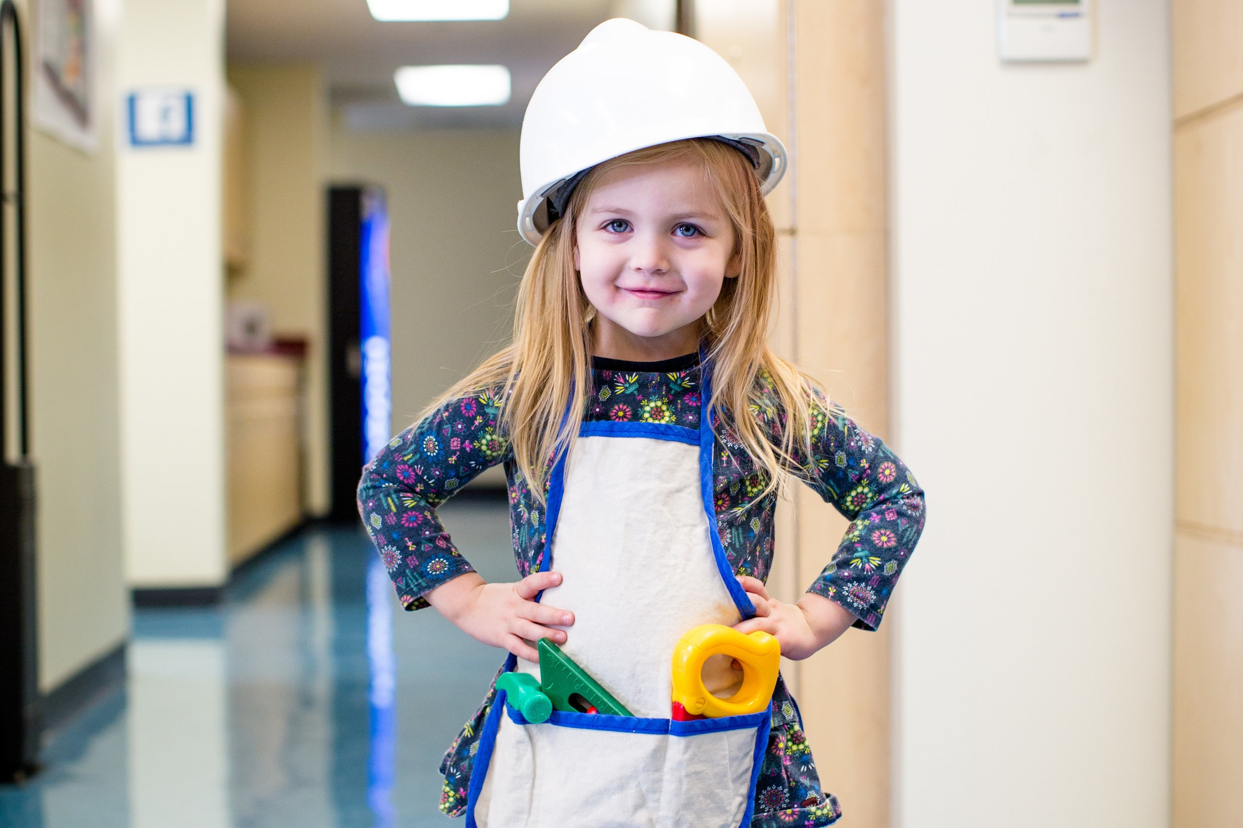 Building a Healthier Facility for Children - The construction team plays a pivotal role in establishing healthier conditions that will affect children throughout the life of the facility.