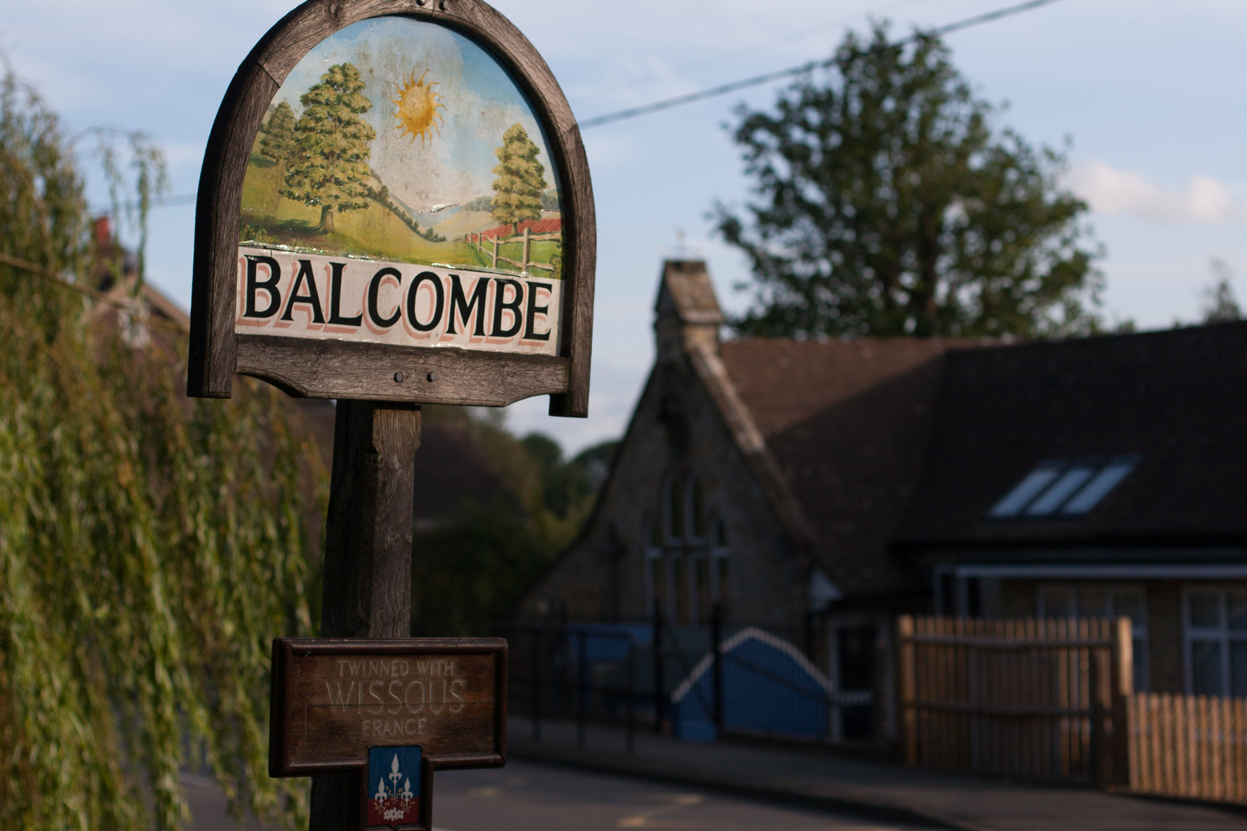 Back Balcombe - Our campaign to help Balcombe go solar through community energy2013 - 2016