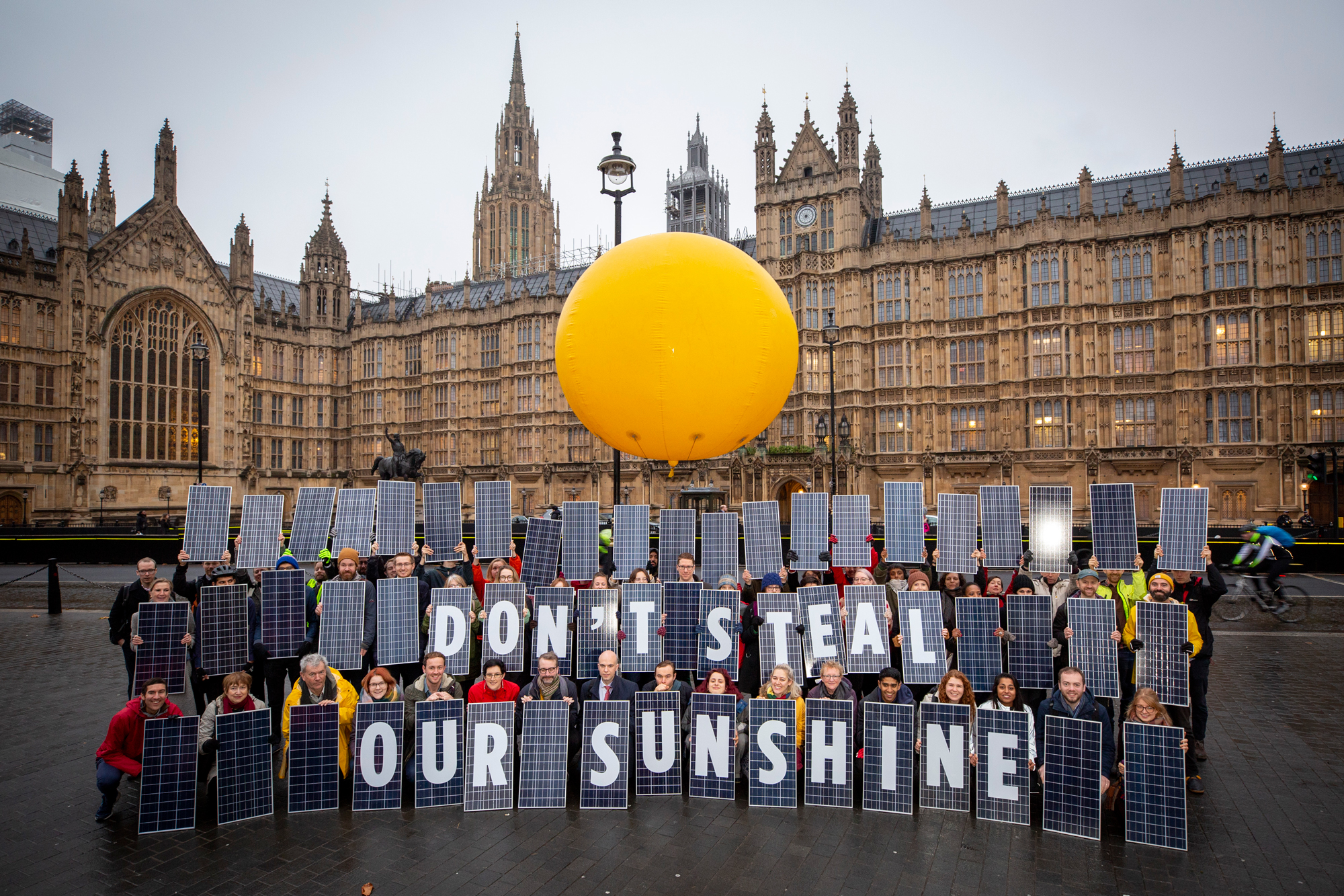 Daylight Robbery - Our campaign to demand a fair price for solar2018 - 2019