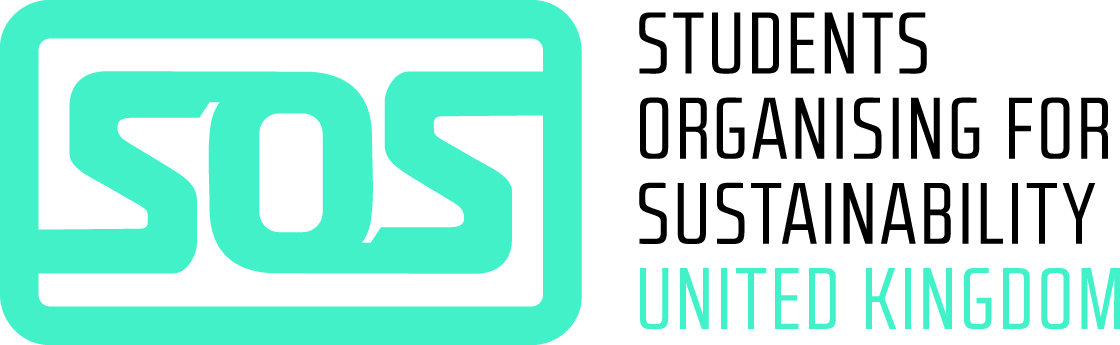 Students Organising for Sustainability logo