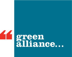 Green alliance logo