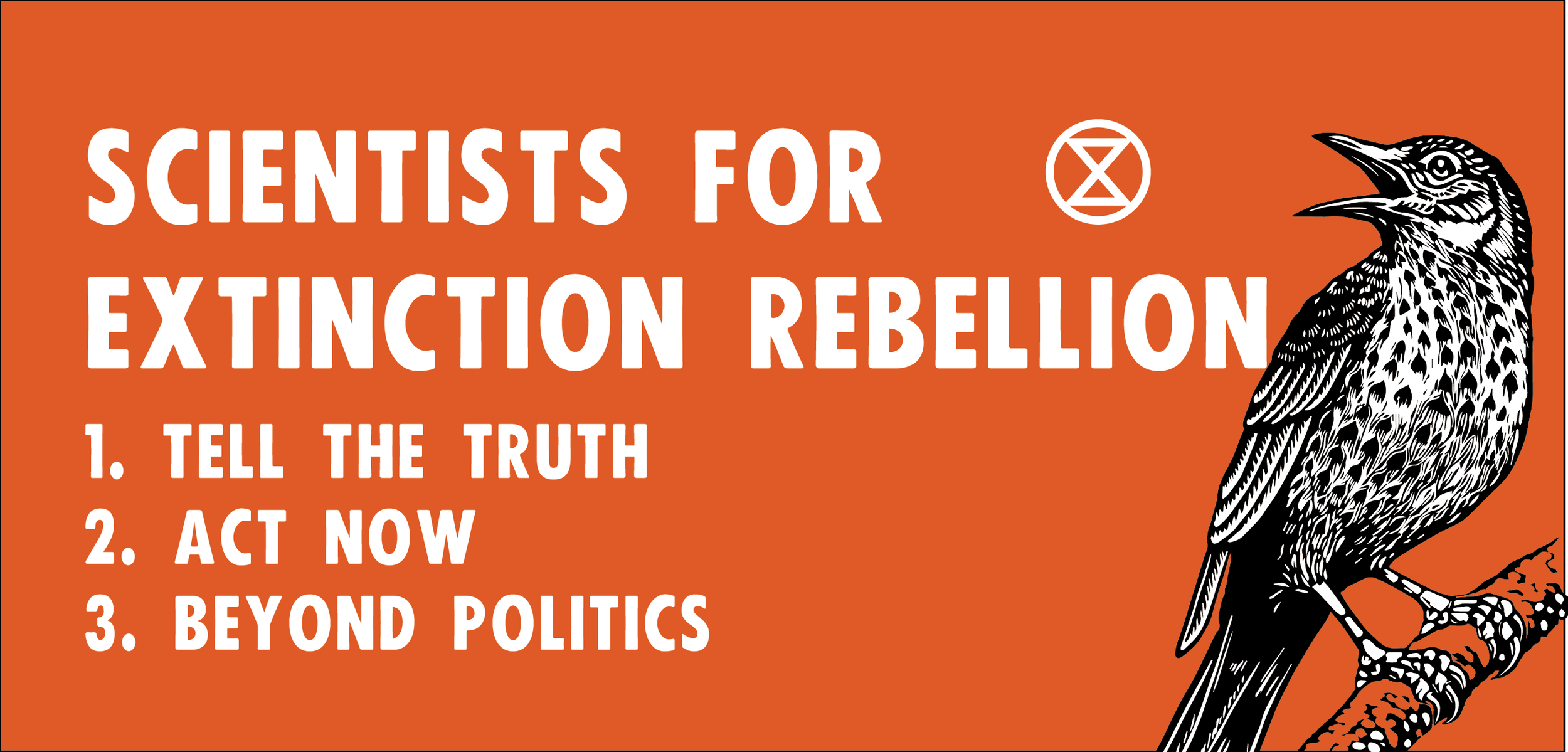 Scientists for Extinction Rebellion