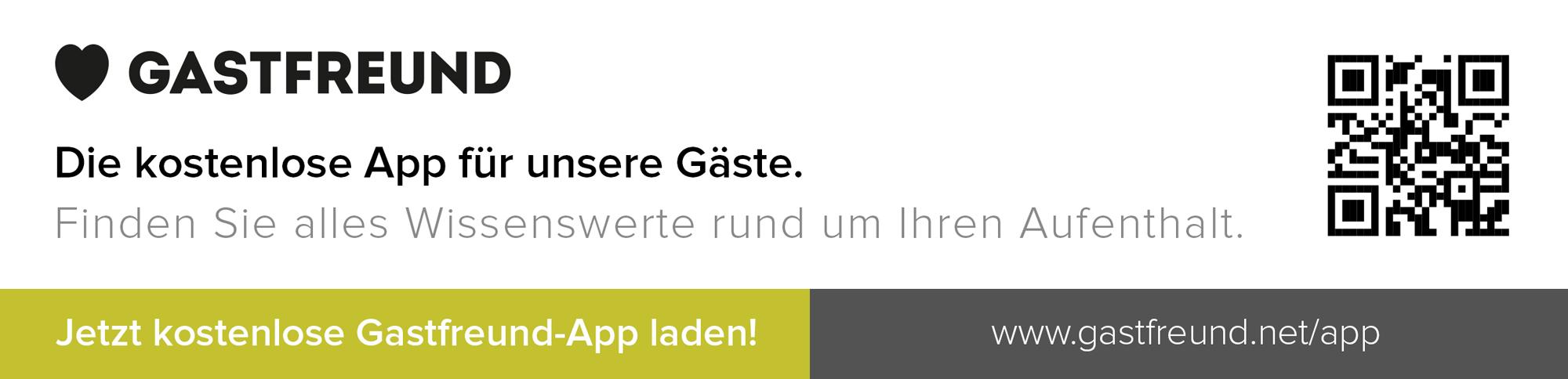 Gastfreund App