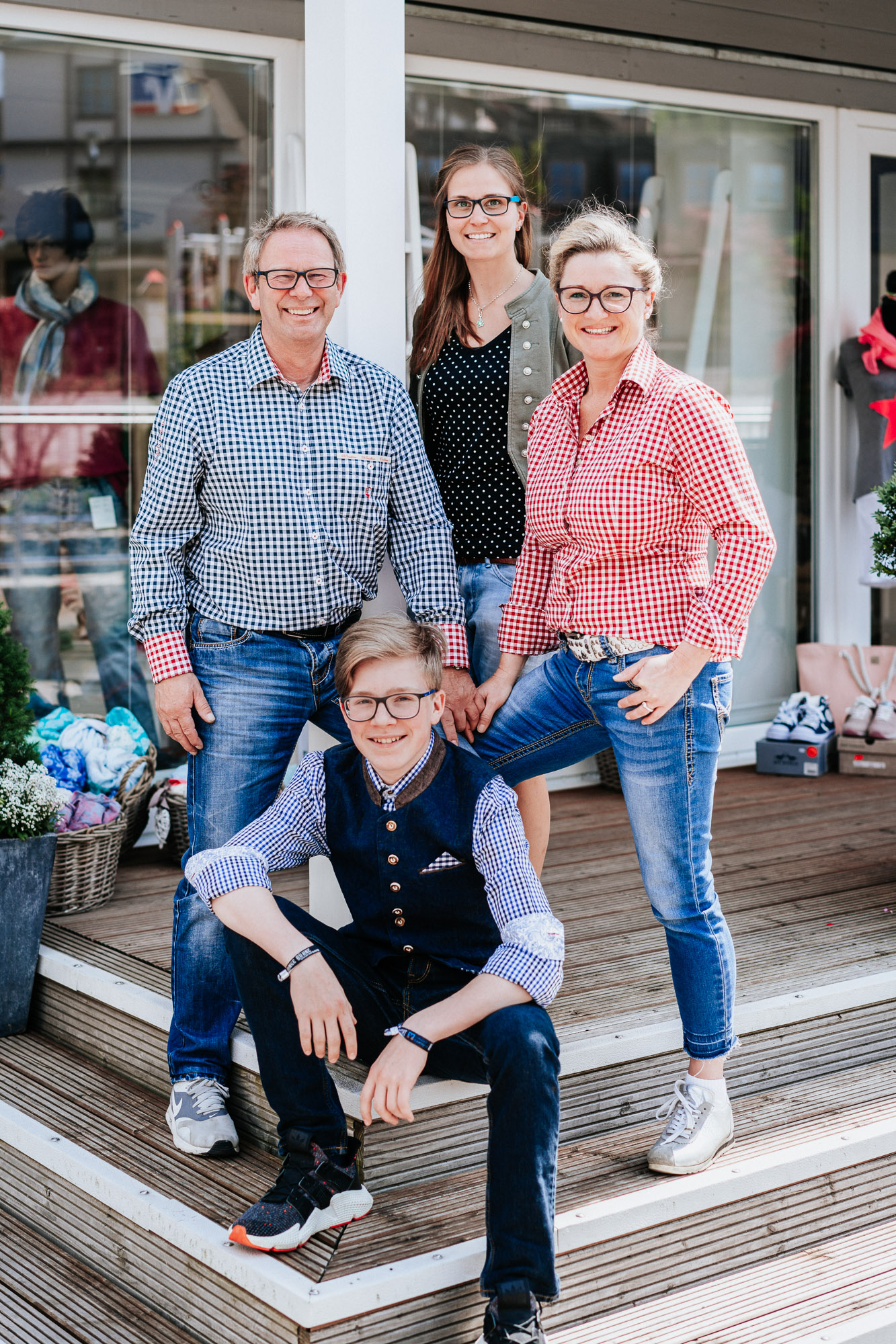 Ihre Gastgeber - Familie Klaeden aus Braunlage