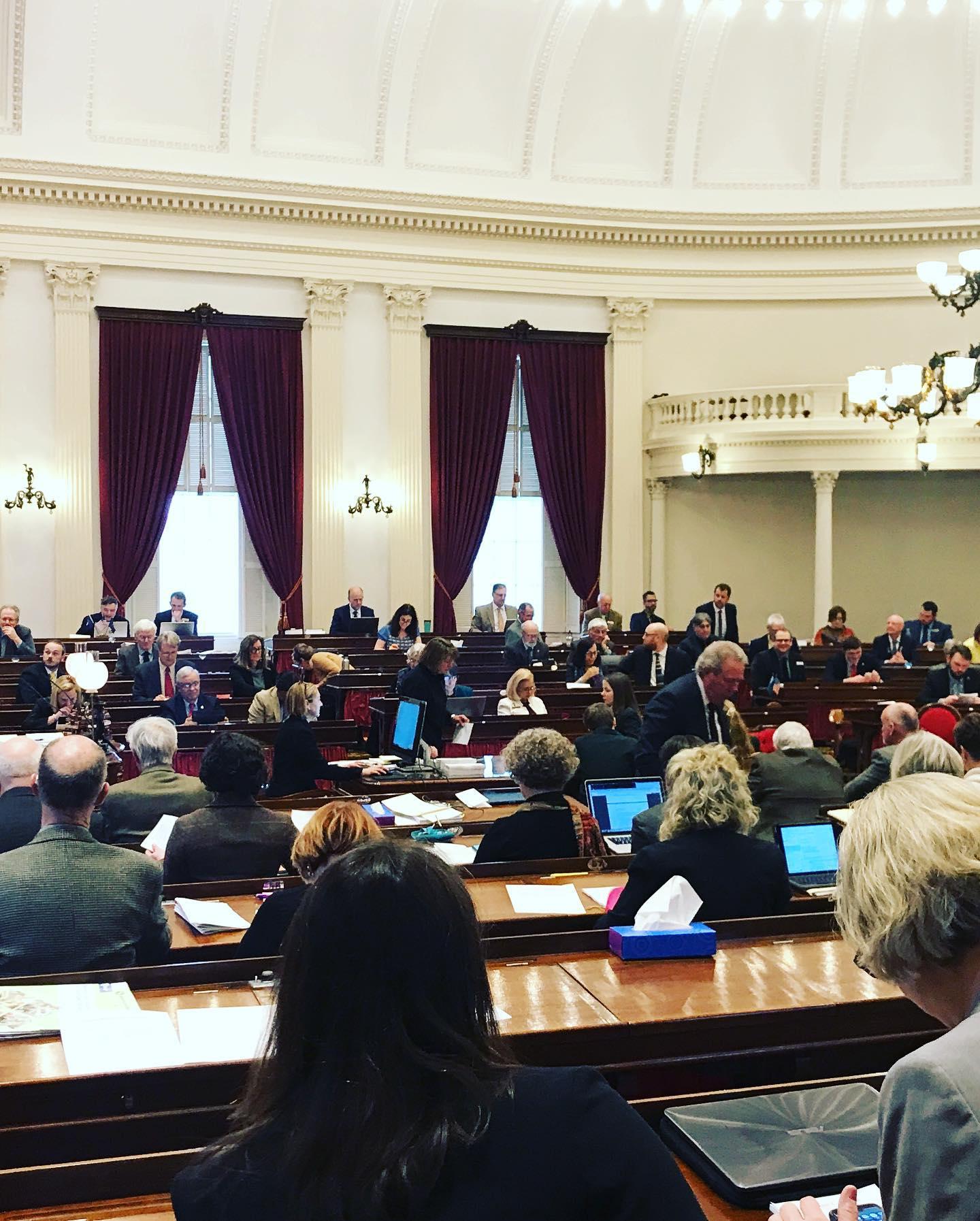 Vermont House of Representatives