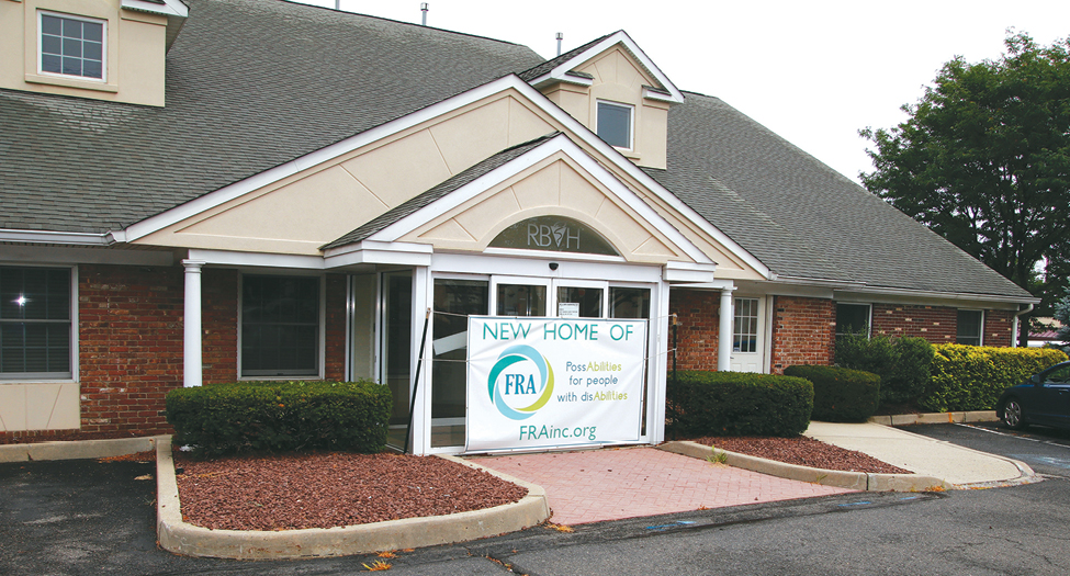 The new Red Bank location of the Family Resource Associates dedicated to and named the Michael G. Bell Center for Family Resource Associates. The new center opened on July 26, 2019.   The facility serves the community and people of all ages who have developmental or acquired disAbilities.