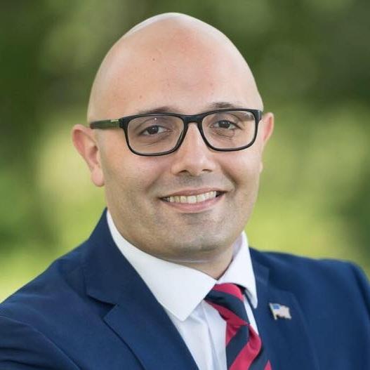 Anthony Piccirillo - Candidate for Legislative District 8