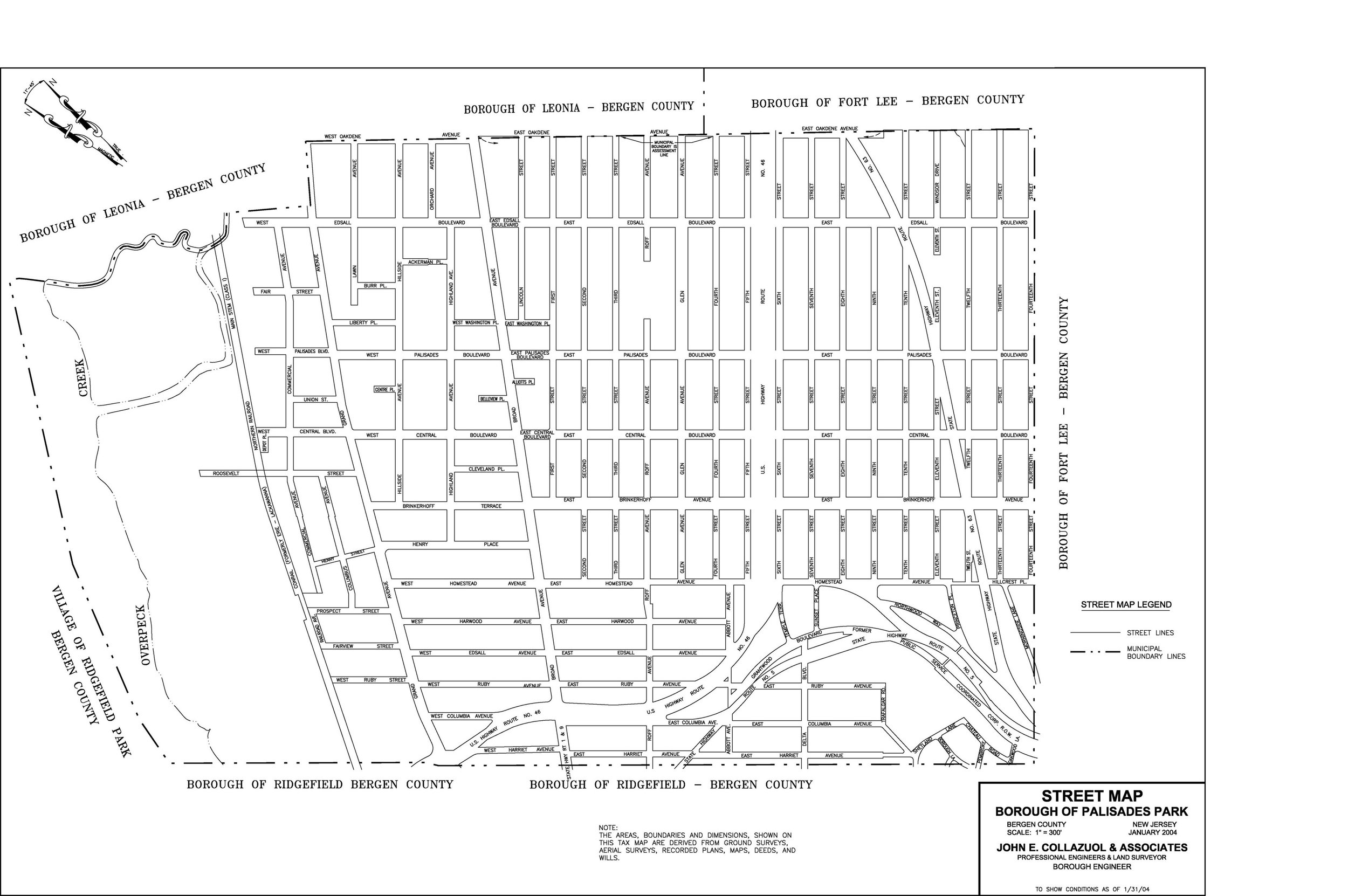 Town Maps — PALISADES PARK Ridgefield Park Street Map on point pleasant beach street map, edgewater street map, seaside heights street map, nutley street map, weehawken street map, sea isle city street map, mahwah street map, perth amboy street map, west deptford street map,