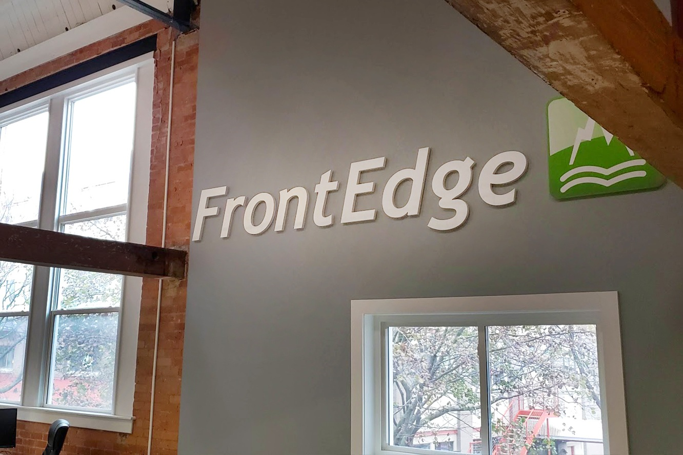 About The Company - Find out about our location, organization, philosophy, and methodology at FrontEdge Inc.