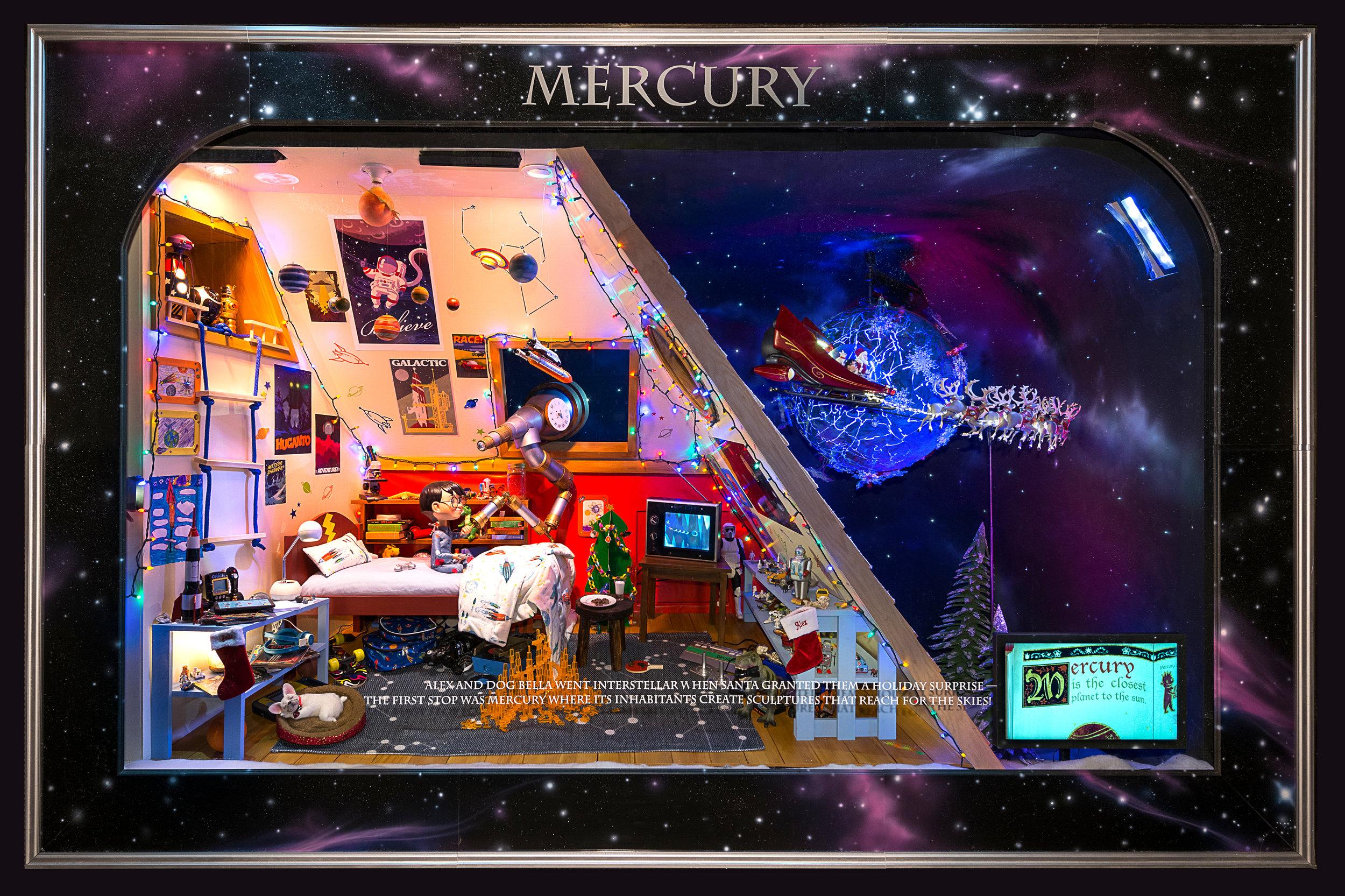 Macy's Holiday X Standard Transmission 4