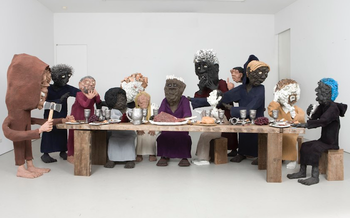 The Dinner Party  , 2010
