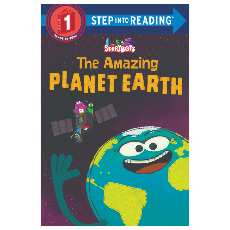 "THE AMAZING PLANET EARTh - Paperback: 32 pagesSize: 6 x 9 inchesThere are eight planets in our solar system, but the most beautiful is the one we call home. This rhyming Step 1 Science Reader — inspired by the hit ""A Beautiful, Beautiful World (The Earth Song)"" video — will entertain while imparting simple facts about everyone's favorite planet."