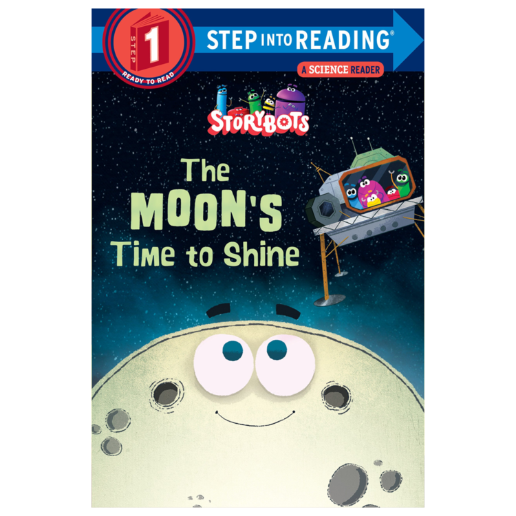THE MOON'S TIME TO SHINE - Paperback: 32 pagesSize: 6 x 9 inchesJust in time for the 50th anniversary of the moon landing! In this Step 1 Science Reader, children will recognize the signature catchy rhymes and colorful art from the popular video