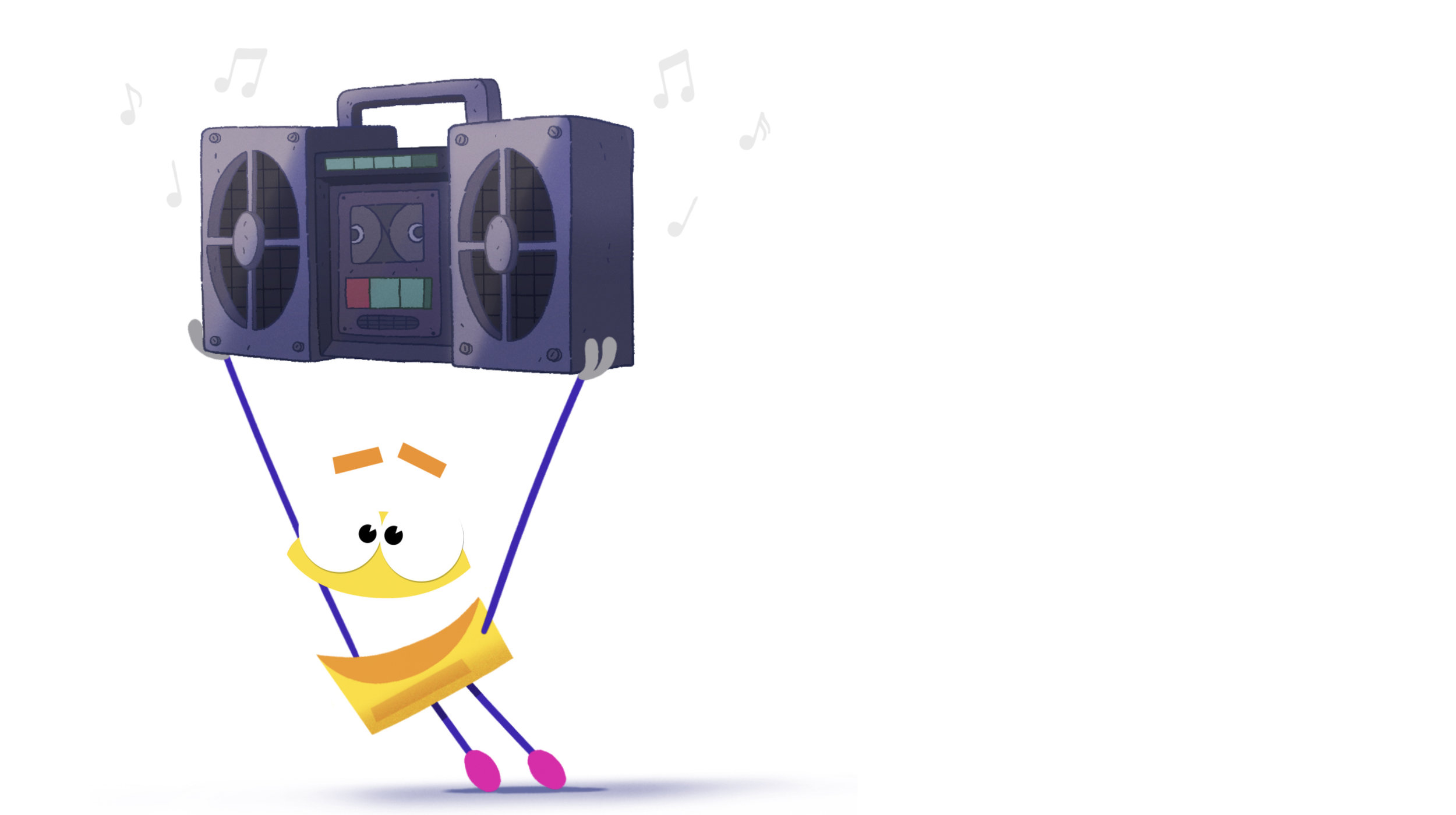 STREAM STORYBOTS MUSIC! - Listen to your favorite StoryBots tracks anytime, anywhere!