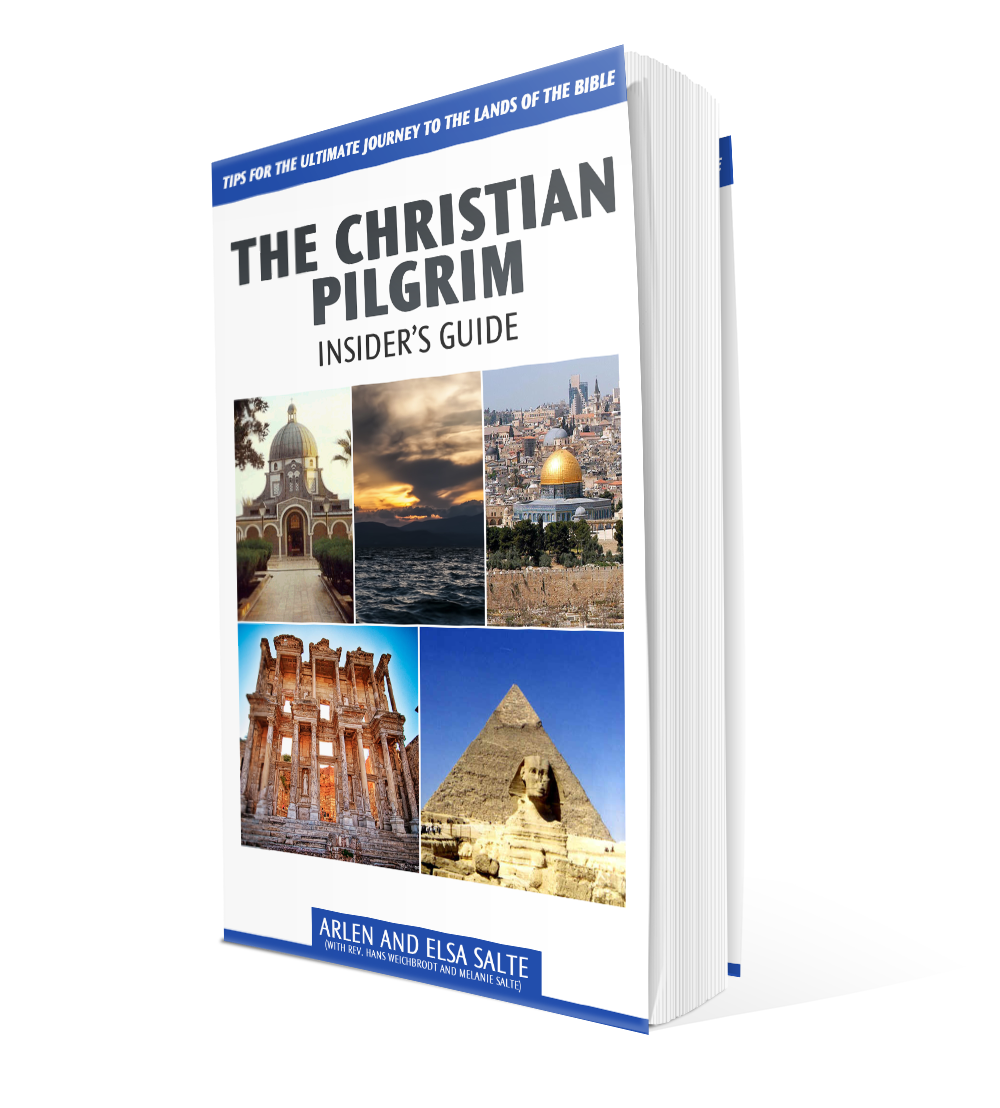 Your Free Book Is Waiting For You: The Christian Pilgrim Insider's Guide: Tips For The Ultimate Journey to the Lands of the Bible - Sign Up Below To Receive Your Free Book: