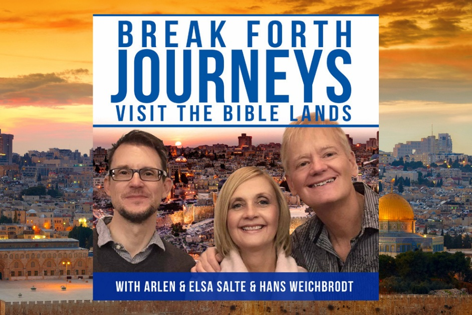 Join One of Our Life-Changing Tours to the Lands of the Bible - We have brought over 1,000 people to the Lands of the Bible. Our tours are not just 'Bible tourist trips' like so many. They are deep in ministry, worship, teaching and offering time to meet with those who live in the lands. We believe that tours to the Lands of the Bible are too important to make them anything less than life-changing. Join us for a Spiritual Journey of a Lifetime!