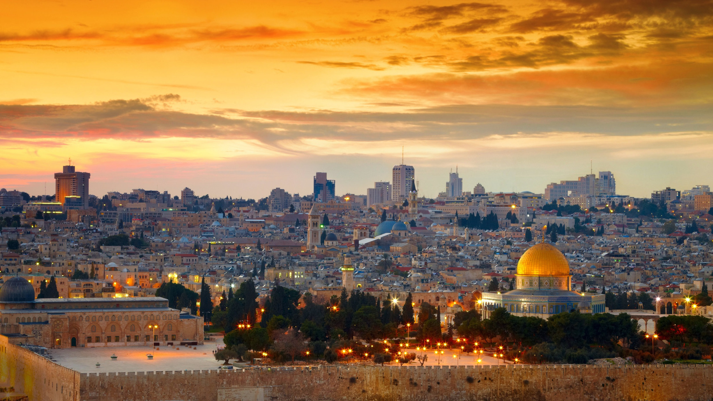Visit the Most Popular Sites in Israel
