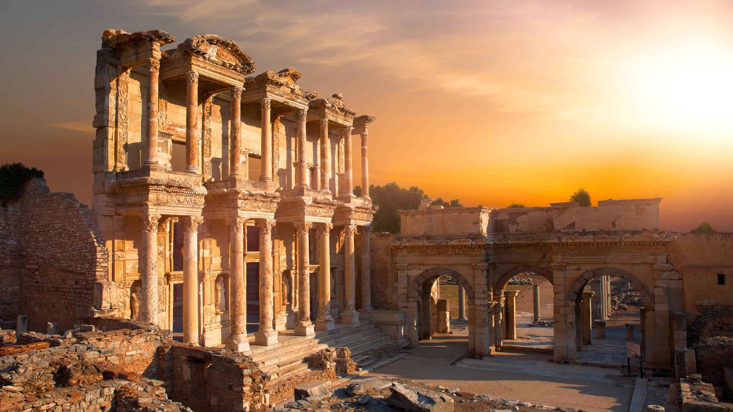 Visit the 7 Churches of Revelation & Isle of Patmos