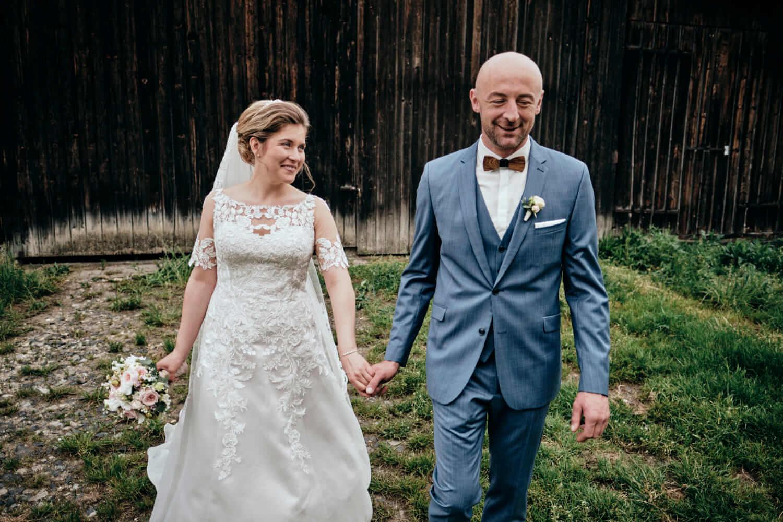 Hochzeitsreportagen & Paarfotografie - Emotionale und natürliche Momente der Liebe und des Glücks.