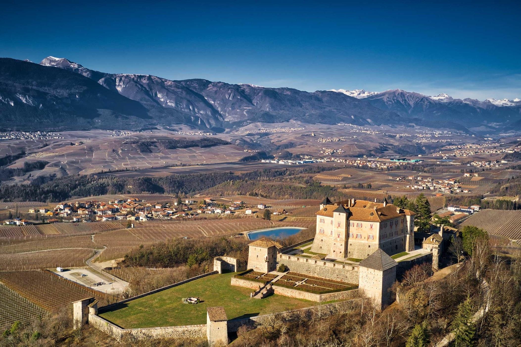 Italy Castle