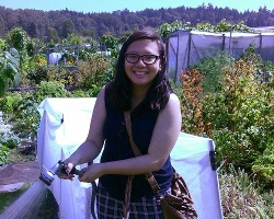 PhD candidate - F. ALICE CANGalicecang@arizona.eduResearch: Evolution of genome size and transposable elements during invasion