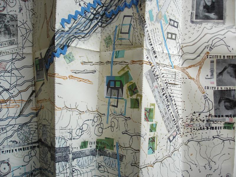 Map, Animal Pathways