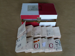 10 books, 1 box