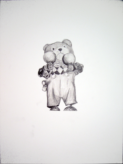 Maraca Bear