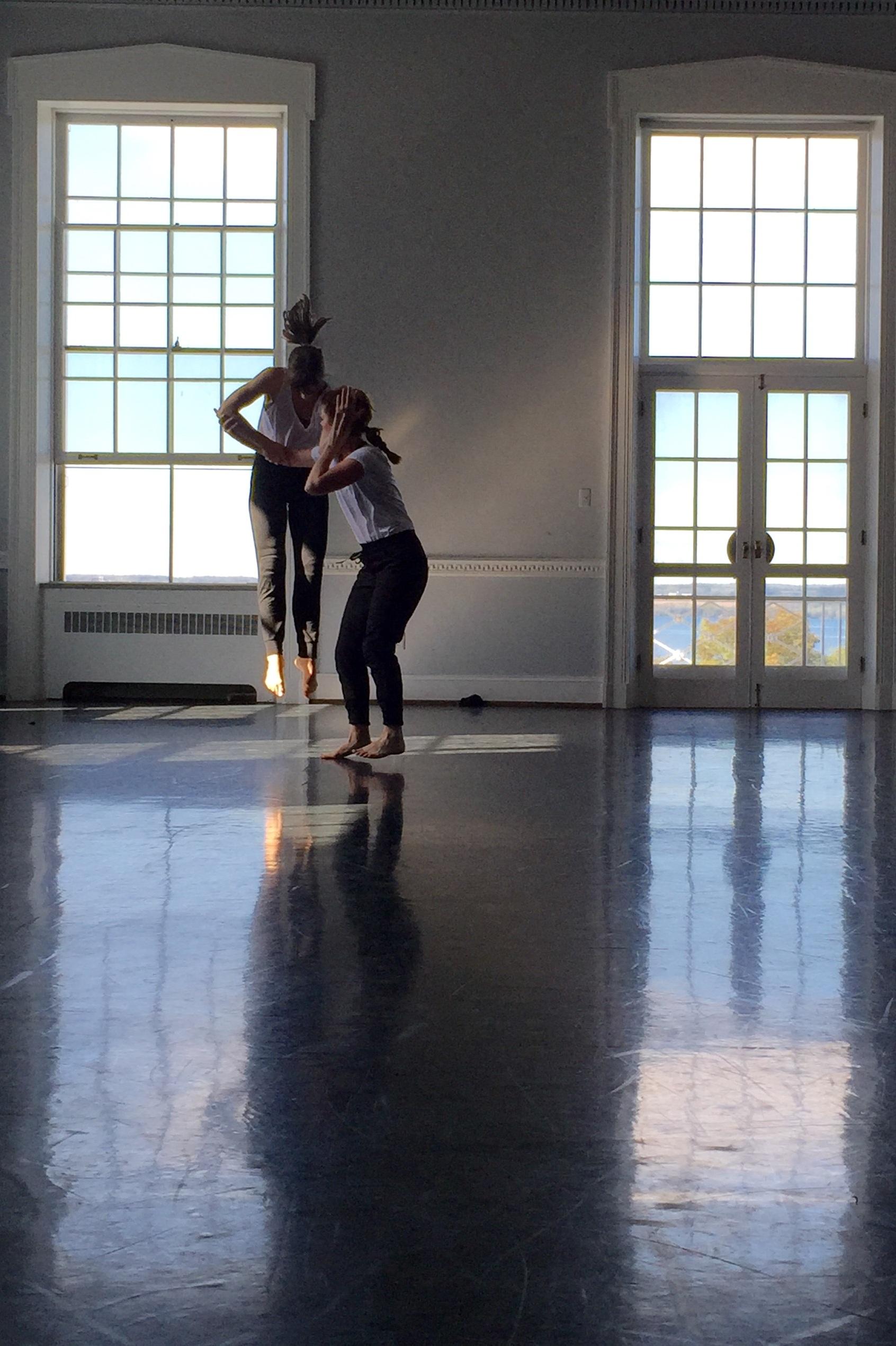 TREELINE DANCE WORKS - October 5 & 68pm