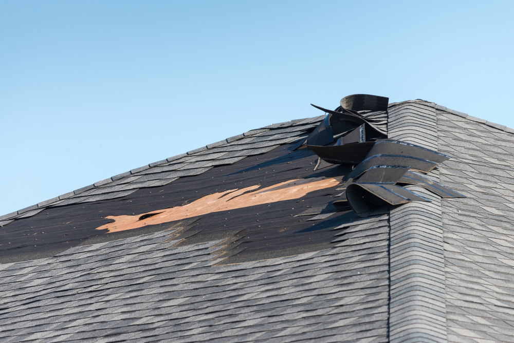 Residential Roofing - When years of wear and tear on your roof require attention, we will work with you to address any repair or replacement needs.
