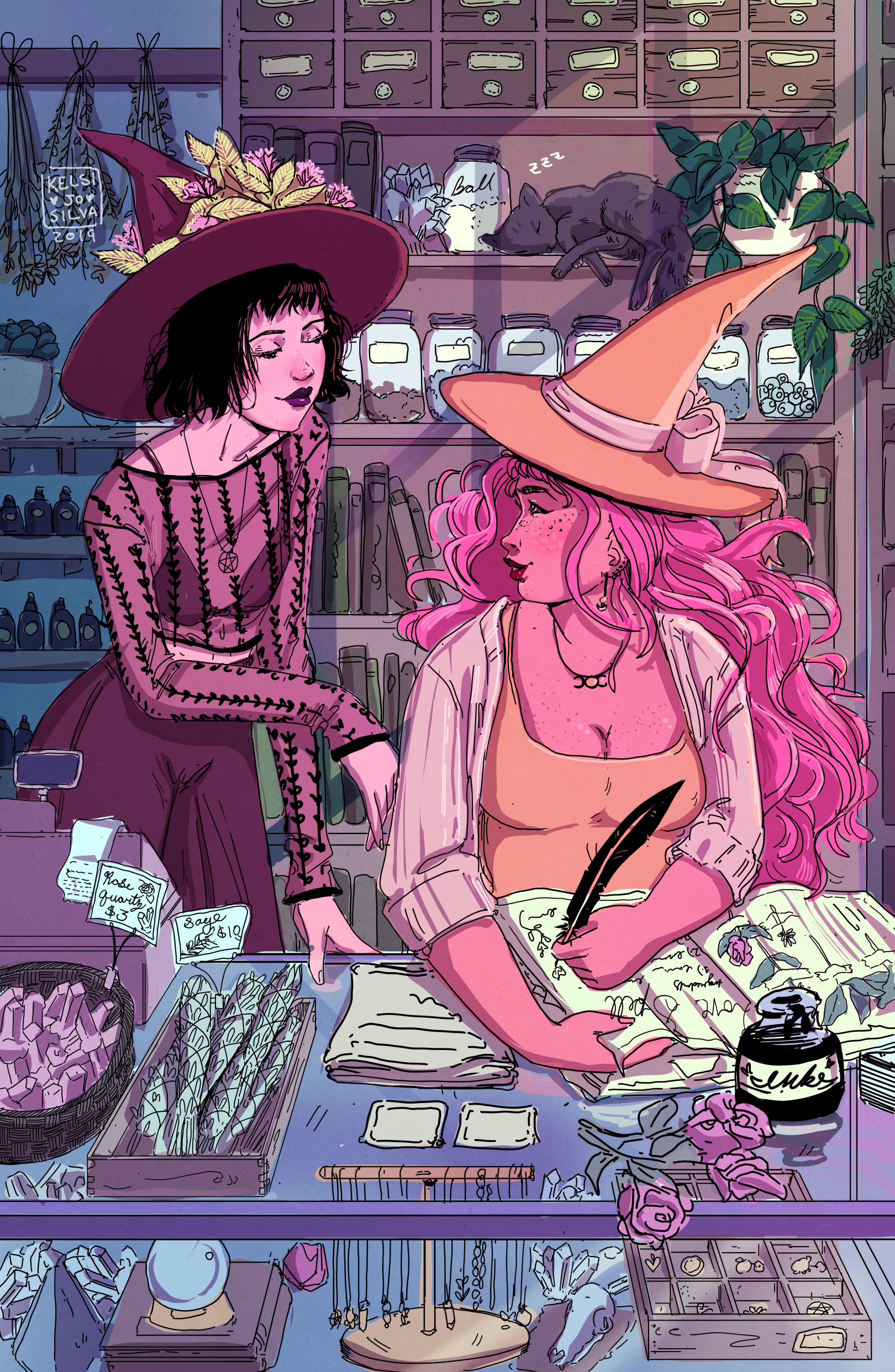 Witch Wives