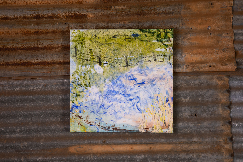 Impressionist Interpretation: The Land I